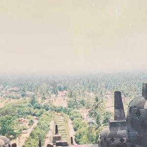 1993年 インドネシア5日間の旅