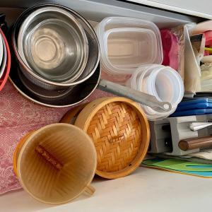 キッチン収納がダメダメ過ぎるので①
