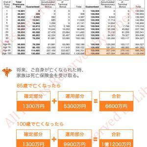 【増える生命保険②】香港保険商品 これは持った方がいい!