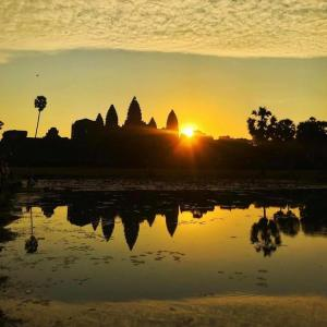 カンボジア人ブログの自己紹介の初投稿