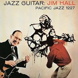 ジム・ホール「JAZZ GUITAR」の赤シャツは誰だ