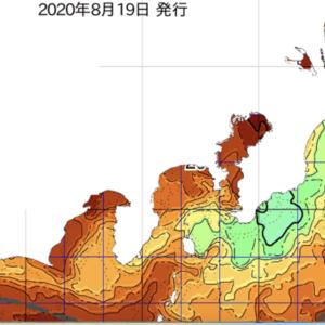 メモ:三浦半島の海水温が高い