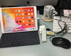 iPadOS 13 を使ってみて