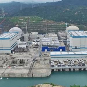 広東省台山原子力発電所から放射能漏れ