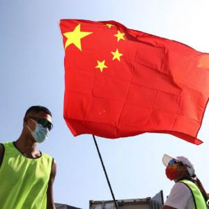 中国オリンピック代表団、ホテルのコロナ対策に不満