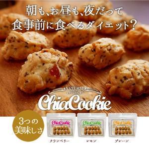 チアシードの食物繊維にびっくり!美味しいダイエットクッキー