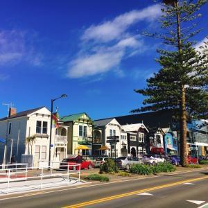 ニュージーランドの旅(ネイピア ) 2日目(2018.12)