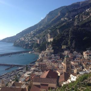 イタリアの旅(アマルフィ)3日目(2014.12)