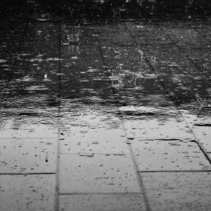 【慣用句】「雨模様=雨が降っている」ではない?