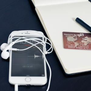 新生活準備編:携帯の契約とクレジットカード