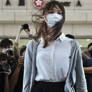 各国から相次ぐ香港への批判、周庭さんらの禁錮