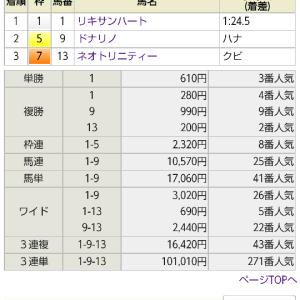 【結果発表】2021/6/19-20 今日の単複馬券 東京・阪神・札幌【圧倒的勝利!】