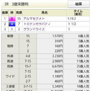 【振り返り】2021/6/27-28 予想回顧 東京・阪神・札幌【万馬券6本】