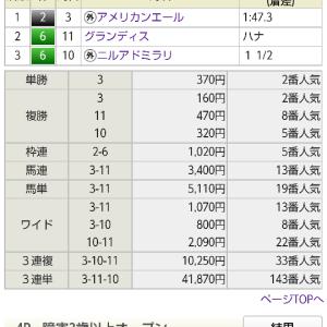 【結果発表】2021/7/3-4 今日の単複馬券 東京・阪神・札幌【複勝の鬼健在】