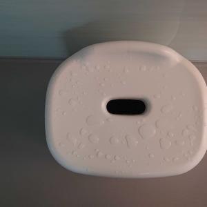 実験結果: 浴室換気扇の排気口を室内に?