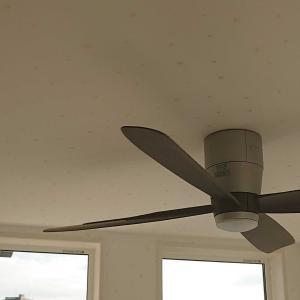 実験結果: 吹き抜け2つで全館空調できるか?