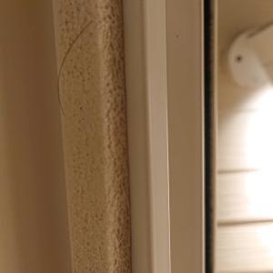 DIY:APW331 引き違い窓の気密改修