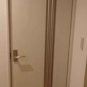 WEB内覧会:トイレ お薦め! 狭い通路のトイレには