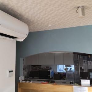 考案:キッチンを使った寒くなりにくいエアコン冷房除湿