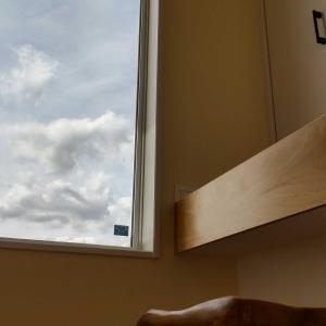 子供の安全:断熱にあまり効果のない内窓入れました