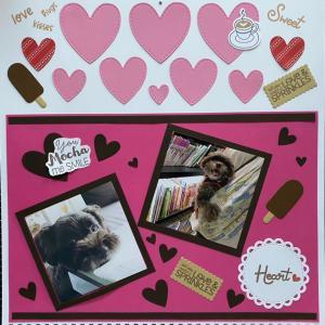 ハートフル 2月バレンタインページ