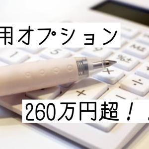 【一条工務店】採用したオプション一覧と金額・総額260万円超!