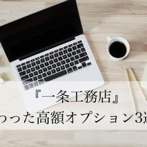 【一条工務店】こだわった高額オプション3選!