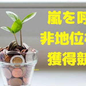 ⑴嵐を呼ぶ「地位財」の獲得競争と幸せの「非地位財」
