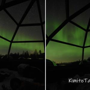 寝ながらオーロラ鑑賞!サンタクロース村へ行くなら夢のガラスイグルーで宿泊を〜Arctic Snowhotel & Glass Igloos〜