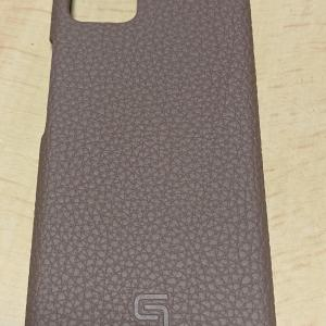 GRAMAS グラマス Google Pixel 4 XL TPE Shrunken-calf Leather Shell Case:レビュー