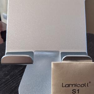 2020年12月〜:Lamicall/Lomicallのデスク用タブレットスタンドSのレビュー