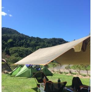 秘密のキャンプ場