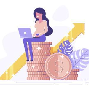 【投資ブログ】初心者が知識ゼロで積立投資をはじめて4年目になりました