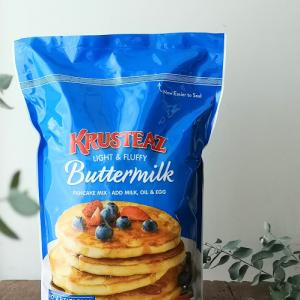 【コストコ】人気商品バターミルクパンケーキミックスが復活?!したけれど、なにか違う?