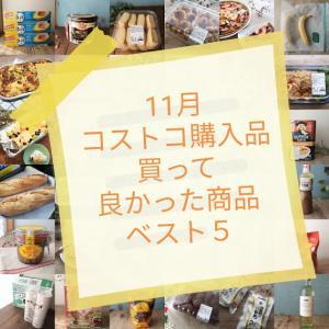 コストコおすすめ商品11月の買ってよかったランキングベスト5!