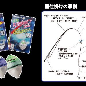 サイズアップなるか!?秋の和田防新波止(1)