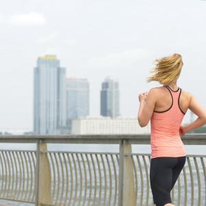 初心者向け練習|福岡マラソンに向けて雨の日ランニングと怪我対策
