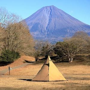 【静岡県】富士山が見えるロケーション最高のキャンプ場!がいっぱい