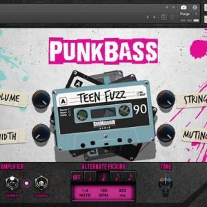 【Submission Audio】PunkBass レビュー【メロコア系プレベ音源】