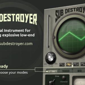 【JST】Sub Destroyer レビュー【サブベースシンセ】【ブレイクダウン】