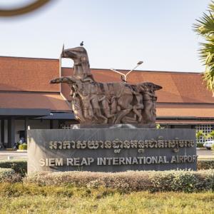 シェムリアップ国際空港の過ごし方【入出国からラウンジまで】