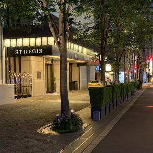 大阪でキタとミナミを満喫するならセントレジス 滞在に決まり