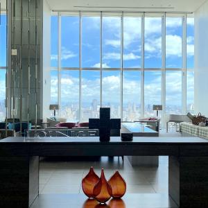 あべのハルカス大阪マリオット都ホテルの天空からの眺望とハイレベルなラウンジ飯
