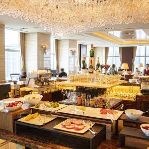 シャングリ・ラホテル東京のコロナ前後の朝食を比べてみました