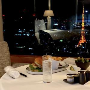 ザ・リッツ・カールトン東京の和洋食の食べ比べとインルームの超高級和牛バーガー