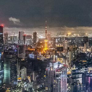 【全方位比較】東京の夜景が綺麗な高級ホテルまとめ(部屋からの写真つき)