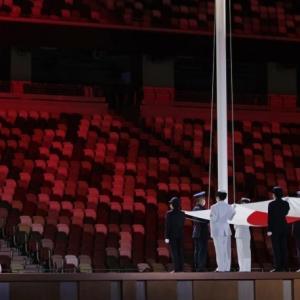 東京オリンピック開会式のいろいろ