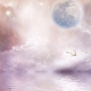 【半影月食】双子座満月☆音叉ヒーリング【女性性開放】