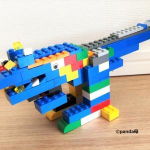LEGOブロックで 集中力 創造力 イメージ力を楽しく鍛える