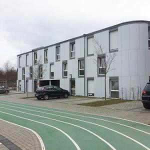 ダルムシュタット工科大学のゲストハウス